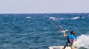 Kitesurfing-Larnaca-Kitesurfing courses in Larnaca-7