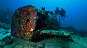 Scuba Diving-Port-Louis, Grande-Terre-FFESSM Level 1 diving course in Port Louis, Guadeloupe-3