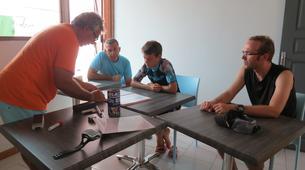 Scuba Diving-Port-Louis, Grande-Terre-FFESSM Level 1 diving course in Port Louis, Guadeloupe-2
