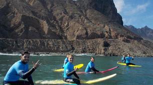 Surf-Puerto de la Cruz, Tenerife-Cours de surf débutant et intermédaire à Puerto de la Cruz, Tenerife-6
