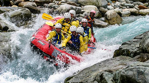 Rafting-Alagna Valsesia-Rafting down the Sesia River near Alagna Valsesia-1