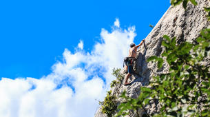 Escalade-Arco-Advanced rock climbing course in Arco, Lake Garda-5