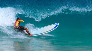 Surfing-Phuket-Surfing courses on Kata Beach, Phuket-3
