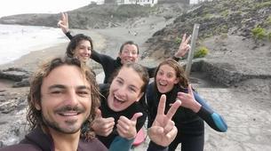 Surf-Abades, Tenerife-Surf camp de 8J/7N à Tenerife-5