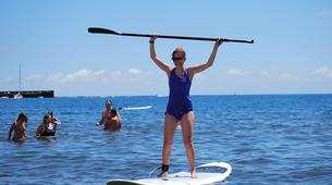 Stand Up Paddle-El Médano, Tenerife-Stand up paddle excursion in El Medano, Tenerife-3