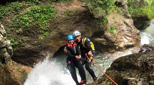 Canyoning-Arco-Canyon Rio Nero near Lake Garda-6