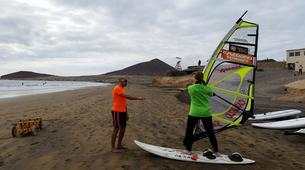 Windsurf-El Médano, Tenerife-Windsurfing courses in El Medano, Tenerife-5