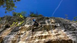 Escalade-Arco-Advanced rock climbing course in Arco, Lake Garda-3