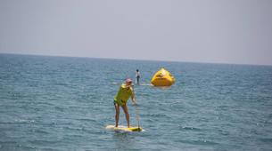 Stand Up Paddle-Larnaca-Stand up paddle safari in Larnaca, Cyprus-3