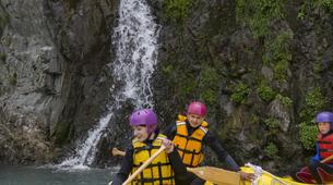 Rafting-Hanmer Springs-Canoe Raft down Waiau River in Hanmer Springs, New Zealand-2