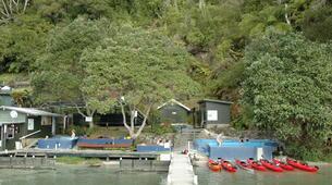 Kayaking-Rotorua-Kayaking on Lake Rotoiti to the hot pools in Rotorua-1