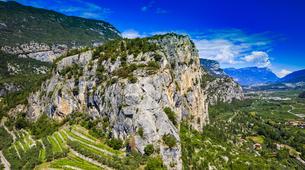 Escalade-Arco-Advanced rock climbing course in Arco, Lake Garda-2