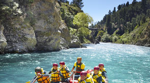 Rafting-Hanmer Springs-Rafting down the Waiau River in Hanmer Springs, New Zealand-2