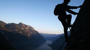 Escalade-Arco-Multi-pitch climbing course in Arco, Lake Garda-1