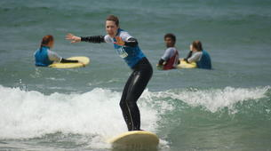 Surfing-Agadir-Surfing lessons in Tamraght, Morocco-1