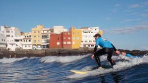 Surf-Puerto de la Cruz, Tenerife-Cours de surf débutant et intermédaire à Puerto de la Cruz, Tenerife-4