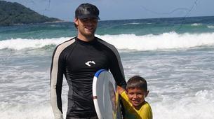Surfing-Phuket-Surfing courses on Kata Beach, Phuket-1