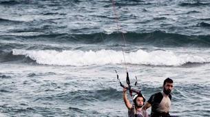 Kitesurfing-Larnaca-Kitesurfing courses in Larnaca-1