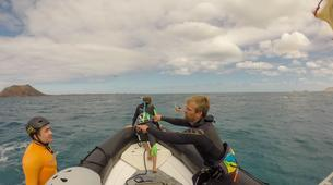 Kitesurfing-Corralejo, Fuerteventura-Beginner kitesurfing courses in Corralejo, Fuerteventura-6