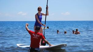 Stand Up Paddle-El Médano, Tenerife-Stand up paddle excursion in El Medano, Tenerife-1