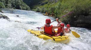 Rafting-Split-Rafting down Cetina River, Split-4