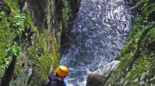 Canyoning-Castelnuovo di Garfagnana-Canyon Rio Selvano à Castelnuovo di Garfagnana-3