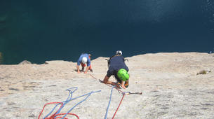 Rock climbing-Corte-Escalade Grandes Voies de Corse-3