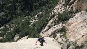 Rock climbing-Corte-Escalade Grandes Voies de Corse-2
