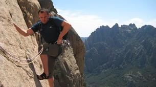 Rock climbing-Corte-Escalade Grandes Voies de Corse-1