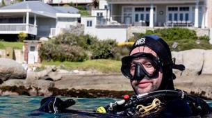 Plongée sous-marine-Le Cap-Open Water scuba diving course in Cape Town-2