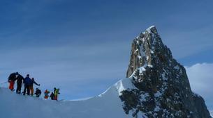 Ski touring-Chamonix Mont-Blanc-Ski touring initiation in Chamonix-1