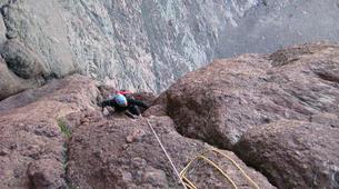 Rock climbing-Corte-Escalade Grandes Voies de Corse-6