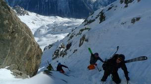 Ski touring-Chamonix Mont-Blanc-Ski touring initiation in Chamonix-2