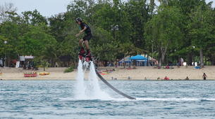 Flyboard / Hoverboard-Port-Louis, Grande-Terre-Flyboard or hoverboard session in Guadeloupe-4