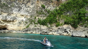 Flyboard / Hoverboard-Port-Louis, Grande-Terre-Flyboard or hoverboard session in Guadeloupe-2