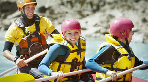 Jet Boating-Hanmer Springs-Triple Thriller Package - Jet/Raft/Bungee in Hanmer Springs-1