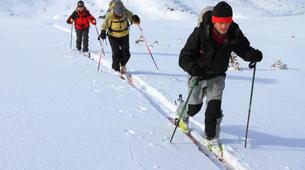 Ski de randonnée-Ariege-Sorties Ski de Randonnée dans les Pyrénées Orientales-6