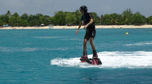 Flyboard / Hoverboard-Port-Louis, Grande-Terre-Flyboard or hoverboard session in Guadeloupe-3