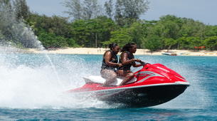 Flyboard / Hoverboard-Port-Louis, Grande-Terre-Flyboard or hoverboard session in Guadeloupe-1
