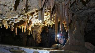 Caving-Lucca-Excursion in the Cave of Grotta del Vento, near Castelnuovo di Garfagnana-3