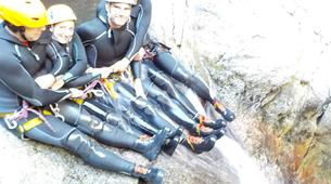 Canyoning-Céret-Canyon of Gourg des Anelles in Ceret-2