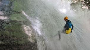 Canyoning-Núria-Canyoning dans les Gorges de Nuria-1