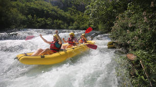 Rafting-Split-Rafting down Cetina River, Split-1
