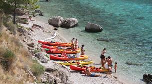 Sea Kayaking-Split-Sea kayaking and snorkelling excursion in Brela, Croatia-4