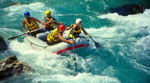 Canoë-kayak-Alagna Valsesia-2 Days river trip down Sesia River in Alagna Valsesia-1