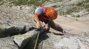 Rock climbing-Corte-Escalade Grandes Voies de Corse-4