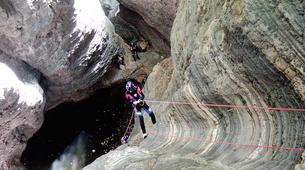 Canyoning-Castelnuovo di Garfagnana-Canyon de l'Orrido di Botri à Castelnuovo di Garfagnana, Toscane-2