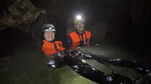 Caving-Lucca-Excursion in the Cave of Grotta del Vento, near Castelnuovo di Garfagnana-4