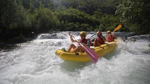 Rafting-Split-Rafting down Cetina River, Split-2