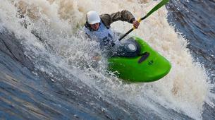 Canoë-kayak-Alagna Valsesia-2 Days river trip down Sesia River in Alagna Valsesia-3